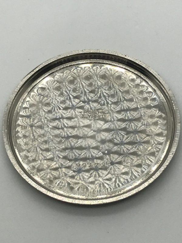062fb5e6dd6 Starožitné 1 plášťové ocelové hodinky IWC